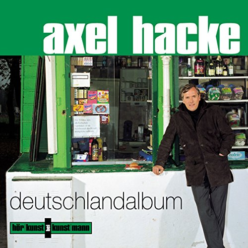 Deutschlandalbum audiobook cover art