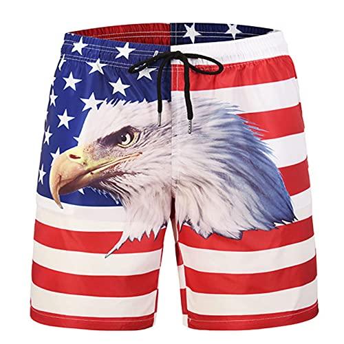 DEBND Herren Shorts kurze Sporthose für Männer aus leichtem Mesh Material, Sportshorts in vielen Farben, Größen