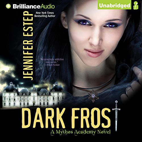 Dark Frost  By  cover art