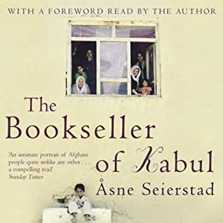 The Bookseller of Kabul cover art