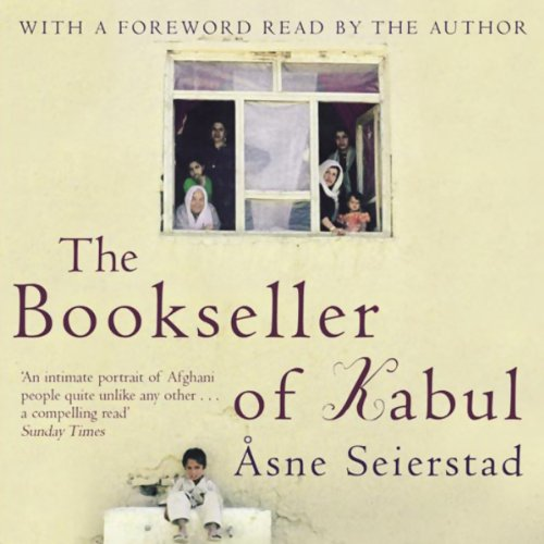 The Bookseller of Kabul Titelbild