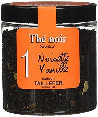 Maison Taillefer Thé Noir Noisette Vanille Pot 60 g parent