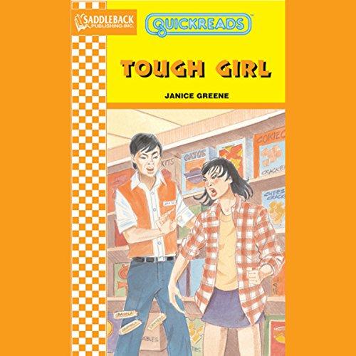 Tough Girl audiobook cover art