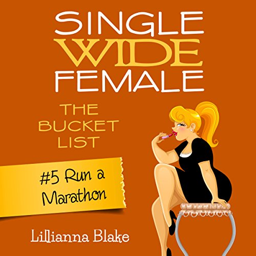 Run a Marathon audiobook cover art