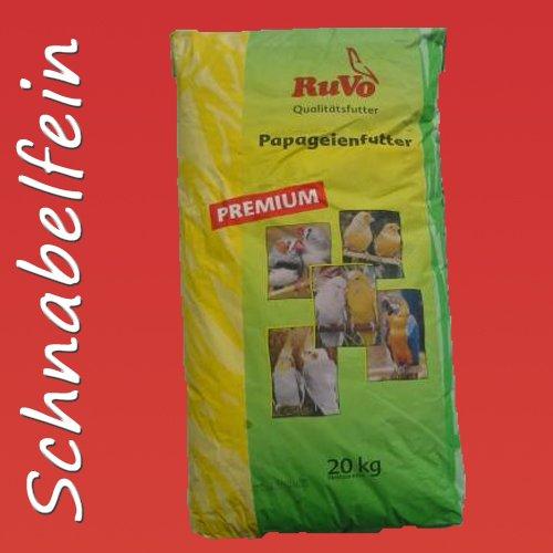 RUVO Papageienfutter Premium (20kg-Sack)