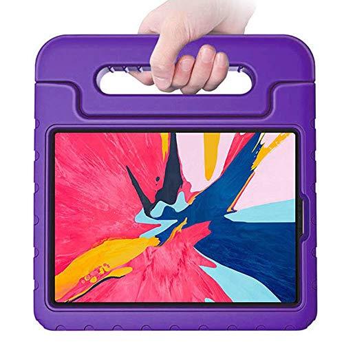 Case2go Eva Kids - Funda para Apple iPad Air 10,9 (2020), color morado