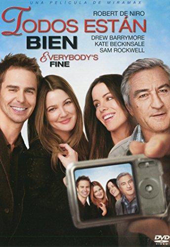 Todos Estan Bien (Everybody's Fine) [DVD]