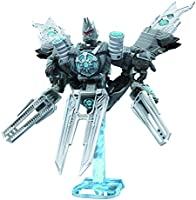 Transformers Toys Studio Series 62 Deluxe Transformers: La Venganza de los caídos Figura de acción Soundwave - Niños de 8...