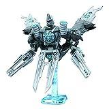 Transformers Studio Series - Robot Deluxe Soundwave - 11cm - Jouet Transformable 2 en 1