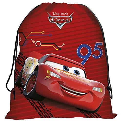 Derform Cars McQueen Turnbeutel Sporttasche Schuhbeutel Tasche Sportbeutel