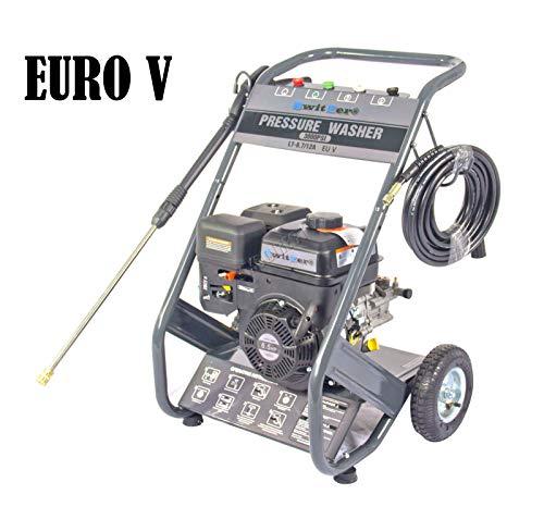 SwitZer Euro V Engine Quality 3000 PSI 6.5 HP 4 Stroke OHV Petrol Pressure Washer Jet Washer