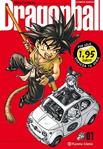 MM Dragon Ball nº 01 1,95 (Manga Manía)