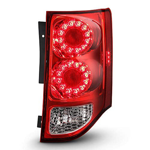 ACANII For Chevy Silverado 1500 2500HD 3500HD Tail Light Brake Lamp Replacement Passenger Side Only