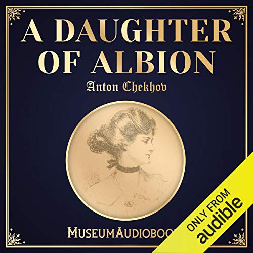 『A Daughter of Albion』のカバーアート