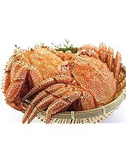 お歳暮 正月 ギフト【毛蟹650g×2】驚く大きさ!堅蟹をボイルし急速冷凍!毛ガニ! 毛ガニ 1尾で圧巻の650g ボイル かに カニ 蟹 けがに カニ味噌 かに