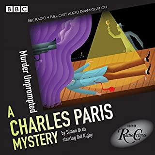 Charles Paris: Murder Unprompted cover art