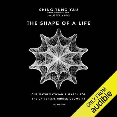 The Shape of a Life audiobook cover art