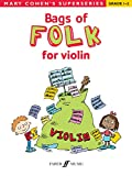 Bags Of Folk for Violin: Mary Cohen's Superseries Grade 1-2
