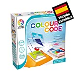 Smart Games-SG090ES Colour Code (Versión en Español), Color surtido, Miscelanea (81115)