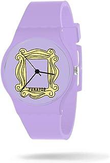 Reloj Mujer Friends | Relojes Mujer Pulsera | Reloj Analógico Mujer| Reloj de Mujer Correa Silicona | Relojes para Mujer R...