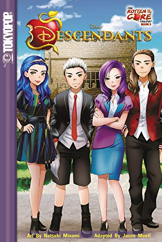 Disney Manga: Descendants - The Rotten to the Core Trilogy Book 3 (Disney Descendants)