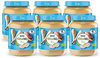 Naturnes Bio 6+ Maanden Babymaaltijd