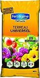 Fertiligene Terreau Universel Eco-Responsable, 40 L