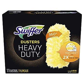 Swiffer Heavy Duty Refills Ceiling Fan Duster 11 Count