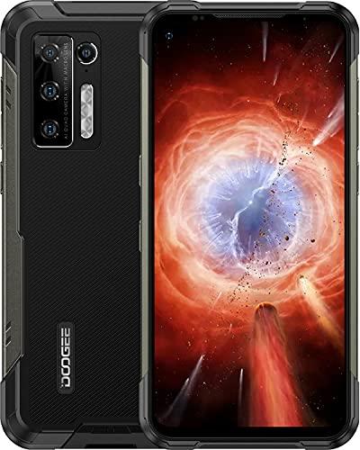 DOOGEE S97 Pro Rugged Smartphone[2021], 40m Telemetro, 8500mAh Grande Batteria, 8GB +128GB, Fotocamera AI da 48MP, 4K Video Registrazione, Andriod 11 4G Dual SIM Telefono Cellulare, IP68 IP69K, Nero