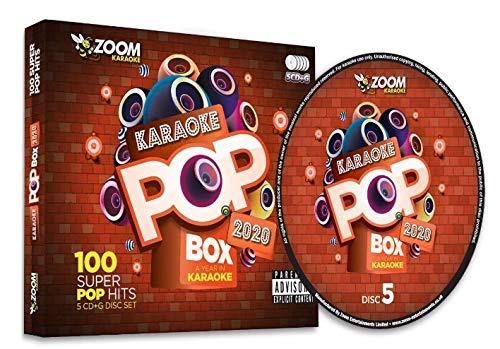 Zoom Karaoke Pop Box 2020