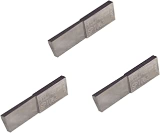 Threading and Parting Inserts. Use with Grooving Swiss Screw Machine toolholder THINBIT SSS38R 3//8 inch Right Hand Straight