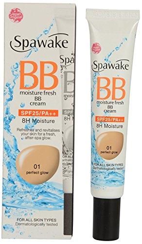 Spawake Moisture Fresh BB Face Cream, 01 Perfect Glow, 30g