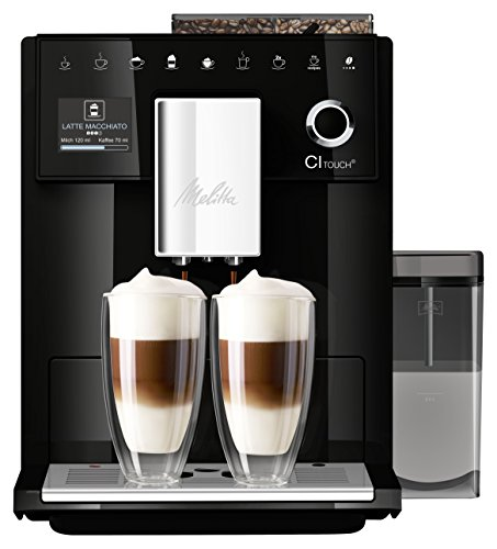 Melitta CI TOUCH F630-102 Compact Bean to Cup Coffee Machine for Office or...