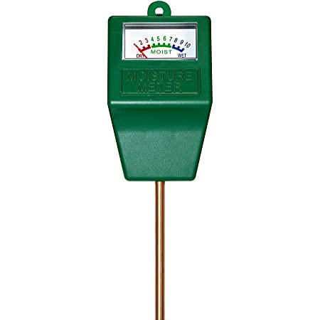 Details about  /Indoor//Outdoor Soil Moisture Sensor Meter Hydrometer For Garden Plant Lawn O4K8