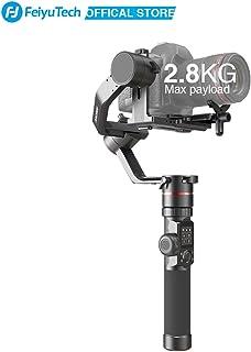 FeiyuTech AK2000 Estabilizador de 3 Ejes estabilizador de cámara cardán Manual para cámaras Sony/Canon/Panasonic/Nikon DSLM/DSLR Carga máxima de 28 kg