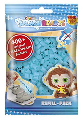 CRAZE SPLASH BEADYS Juego de recambio de perlas de artesanía de reemplazo Conjunto de bolas de agua 11669