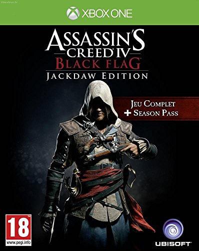 Assassin's Creed IV : Black Flag - édition jackdaw