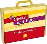 Speak and Play CM2 Cycle 3 Niveau 1, 2 et 3 - L'anglais pour la classe (1CD audio)