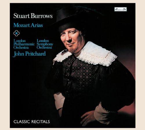 Stuart Burrows, London Philharmonic Orchestra, London Symphony Orchestra & John Pritchard