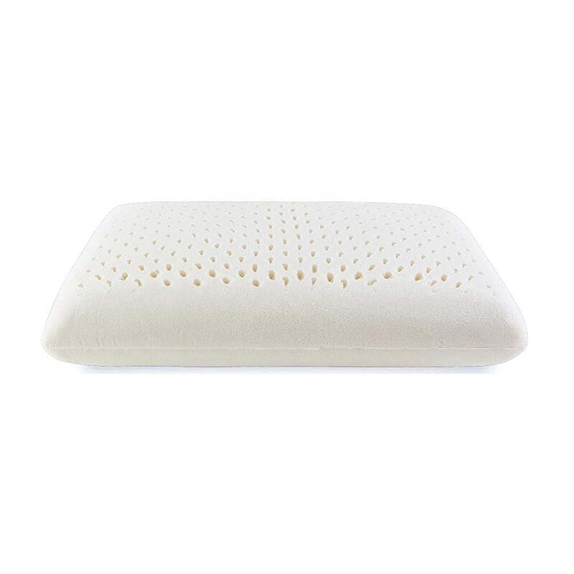 増加する思いやり気になるHNラテックス枕 ラテックス枕 - 天然ラテックス枕タイ王国輸入ゴム枕コンフォートパン枕