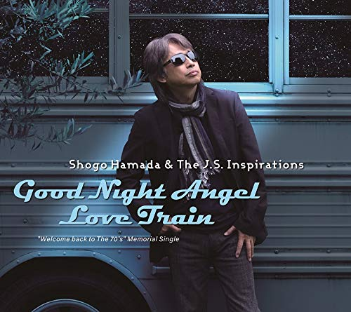 [Single]Good Night Angel/Love Train – 浜田省吾[FLAC + MP3]