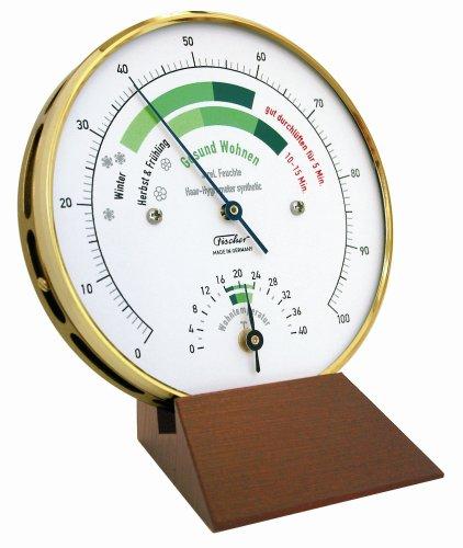 Eschenbach Optik 56900 Wohnklima-Thermo-/Hygrometer