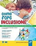 come fare inclusione + cd rom