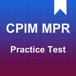 CPIM MPR Exam Prep 2017 Edition