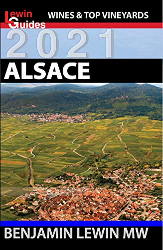 Wines of Alsace (Guides to Wines and Top Vineyards Book 8) (English Edition)
