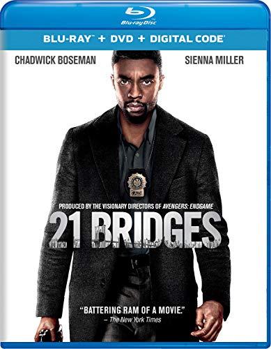 21 Bridges [Blu-ray]