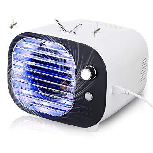 Janolia Campinglampe UV Lichter, Tragbare Zeltlampe USB Anschluss, mit Verstellbarem Nachtlicht für Innen Außen