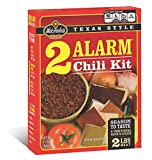 Wick Fowler, 2-Alarm Chili Kit, 3.3 Ounce