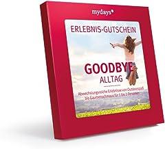 mydays Erlebnis-Gutschein Goodbye Alltag, über 200 Erlebnis