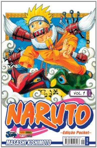 Naruto Pocket - Volume 1
